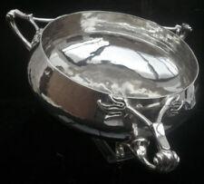 Art Nouveau 1900-1940 Antique Solid Silver Bowls