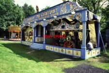 PHOTO  1987 HOLLYCOMBE STEAM COLLECTION - THE BIOSCOPE AN EARLY FORM OF STEAM PO