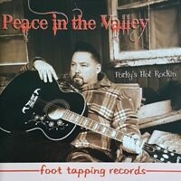 Porky's Hot Rockin' Peace In The Valley CD - NEW British Rockabilly Rock n Roll
