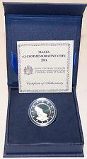 2 Euro commémorative de Malte 2011 Belle Epreuve (BE) - Elections Réprésentants