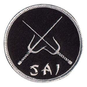 SAI - Round Patch - 10 pack
