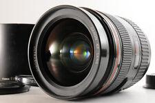 Vinilo Mint 】 Canon Ef 28-70mm F/2.8 En L USM Zoom Af Lente + EW-83B Tapón 77mm