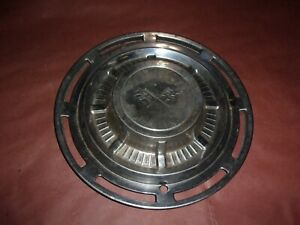"""1960 60 CHEVROLET IMPALA HUBCAP WHEEL COVER CENTER USED 14"""""""