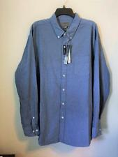 1888 SADDLEBRED VINTAGE OXFORD 100% COTTON SHIRT TAILORED FIT MSRP $42 Sz XL NWT