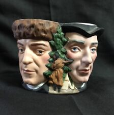 "1985 AVON COLLECTOR CHARACTER DECOR MUG ""LEWIS AND CLARK"" Wright Brothers"