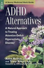 ADHD Alternatives: A Natural Approach to Treating Attention Deficit Hyperactivi