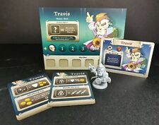 Travis - Arcadia Quest Masmorra Dungeons Of Arcadia Kickstarter Exclusive