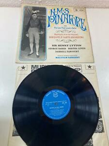 HMS Pinafore The Lass That Loved A Sailor Vinyl Record