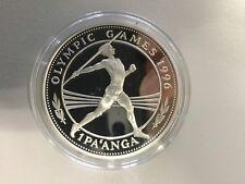 Tonga 1 Pa'anga 1994 Olympia Speerwerfer