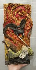 "You shall not pass""Lord of the rings"" Sideshow Weta 45cmx20cm ediz.limit2000.Pez"