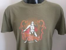 Viva Las Vader - Star Wars - Storm Trooper - Chunk - Green T Shirt - Large