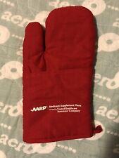 New listing Kitchen Cotton Lining Mitt Gloves With Pocket 11�x5.5�