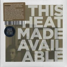 SEALED NEW LP This Heat - Made Available