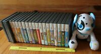 Nintendo DS Lot of 20 Games Mario Kart DS Wappy Dog Chucky Cheese Tinker Bell ++