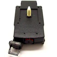 Quartz Horloge pendule Unité D'entraînement avec mouvement Mécanisme moteur & Long - Faces Up to 12mm Single sans Tic-tac