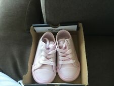 CONVERSE INFANT GIRLS PINK Size uk 5. Brand New