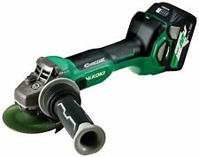 "NEW Hitachi HIKOKI G3610DA 36V 4-1/2"" multi-volt cordless disc Angle Grinder saw"