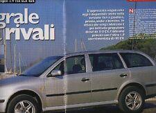 Z40 Ritaglio Clipping 2000 Prova Skoda Octavia Wagon 1.9 TDI SLX 4x4