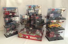 Disney Store Pixar Cars Lot of 10 1:43 Scale Die-Cast