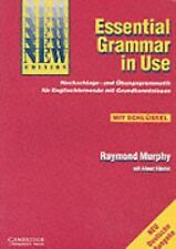Essential Grammar in Use with Answers German edition (Grammar in Use Grammar in