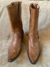 Stetson women's size 10 1/2 (Men's size 9) western boots