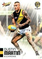 ✺New✺ 2020 RICHMOND TIGERS AFL Premiers Card DUSTIN MARTIN Footy Stars