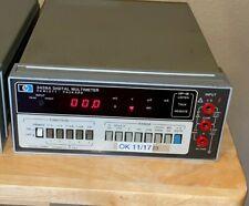 Hewlett Packard Hp 3438a Digital Multi Meter