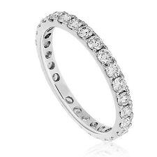 Platinum Good Cut Round Wedding Fine Diamond Rings