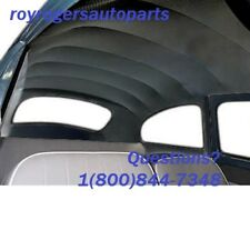 VW BUG BLACK VINYL HEADLINER 1968-1977 BUGGY BEETLE EMPI 4395