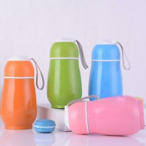 300ml Leak Proof Cup Anti-scald Design Vacuum Water Cup for Student Gift