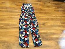 Ladies floral summer jumpsuit size 14