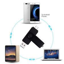 Unidad de memoria USB OTG 2 en 1 Micro USB 2.0 Flash Drive para Android / PC