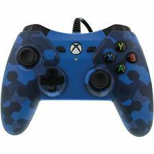 PowerA Wired Controller For Xbox One Midnight Blue Camo 1503455