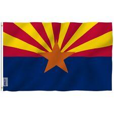 Anley Fly Breeze 3x5 Foot Arizona State Flag - Arizona Az State Flags Polyester