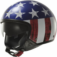 Gloss Scooter Graphic LS2 Brand Motorcycle Helmets