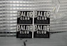 Wrestling Figure Decals Balor Club Trunk Decals Tights