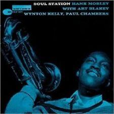 """Hank Mobley """"soul station"""" CD NEUF"""