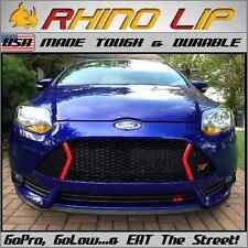 Focus IKON CMax Aspire Fiesta Zephyr MKS MKZ Ghia Splitter Spoiler Chin Lip Trim