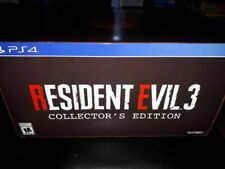 Resident Evil 3 Collector's Edition PS4 NEW