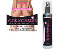 Body Action Pink Privates Intimate Area Whitening Lightening Cream Unisex Bleach