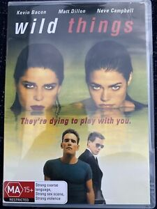Wild Things DVD Movie. Free Postage. 103 Minutes Duration. Rated MA 15+