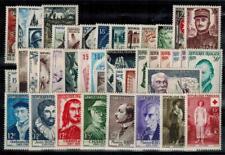 timbres France n° 1050/1090 neufs** année 1956 complète