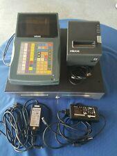 Bundle Micros Workstation 270 Pos 400900 001 Epson Printer Cash Drawer Cables