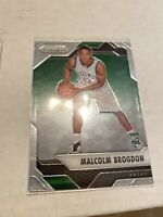 Malcolm Brogdon Rookie Lot (2) Prizm & Hoops Milwaukee Bucks