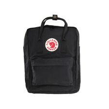 Fjallraven Kanken Unisex Black Vinylon Fabric Backpack 23510550**Open Box**