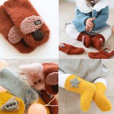 Fashion Cartoon Cute Kids Children Newborn Infant Toddler Soft Warm baby Socks