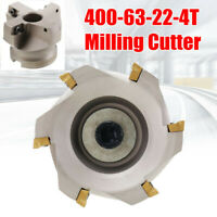 400-63-22-4T 75° 63MM Face Milling Cutter For APMT1604 Carbide Insert FMB22