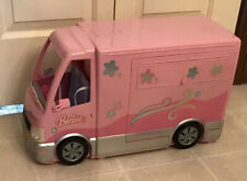 Mattel Barbie Hot Tub Party Bus Motor Home + Many Accessories 2006