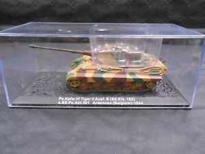 Altaya - 1:72e - Pour diorama - VI Tiger II Ausf.B  (Sd.Kfz 182)