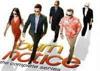 Burn Notice Complete TV Series Seasons 1-7 (1 2 3 4 5 6 7) NEW US DVD BOX SET